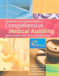 Workbook For Lindh/Pooler/Tamparo/Dahl's Delmar's Comprehensive Medical Assisting