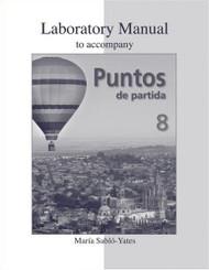 Workbook/Lab Manual For Puntos De Partida