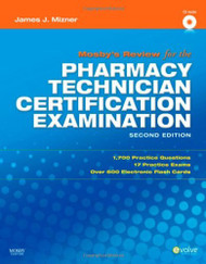 Mosby's Review For The Pharmacy Technician Certification Examination