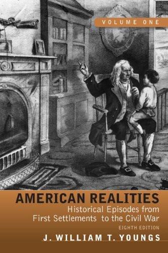 American Realities Volume 1