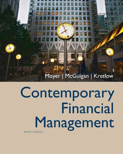Contemporary Financial Management