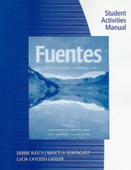 Fuentes Student Activity Manual