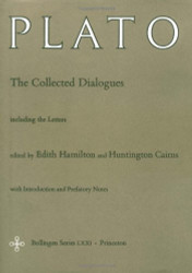 Collected Dialogues Of Plato