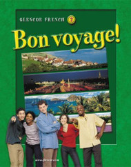 Bon Voyage! Level 2 Student Edition (Glencoe French)