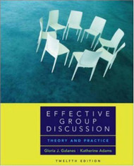 Effective Group Discussion