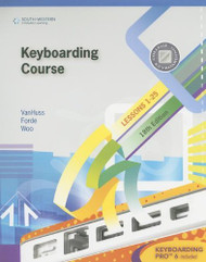 Keyboarding Course Lesson 1-25