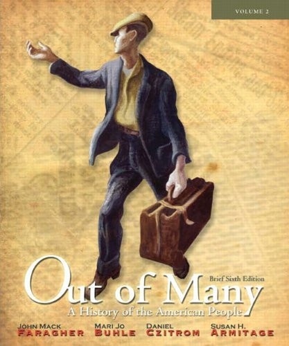 Out Of Many Brief Edition Volume 2