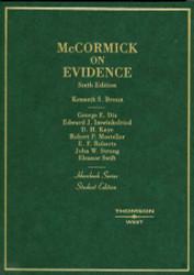 Mccormick On Evidence