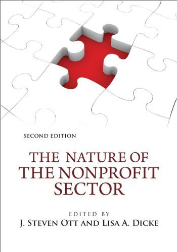Nature Of The Nonprofit Sector