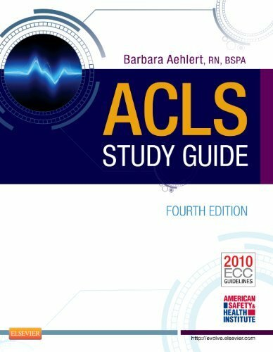 ACLS Quick Review Study Cards 1st Edition - amazon.com