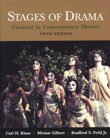 Stages Of Drama