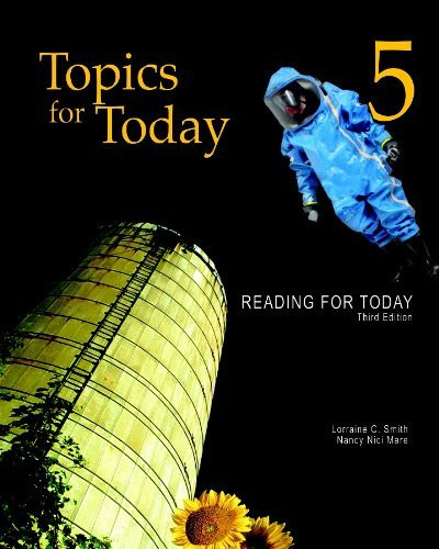 Reading For Today 5
