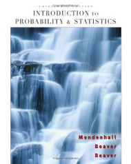 Introduction To Probability And Statistics