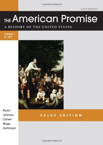 American Promise Value Edition Volume 1