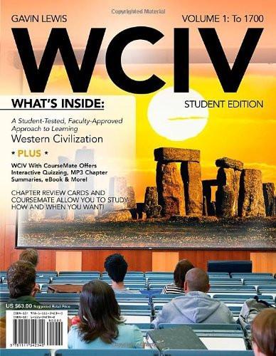 WCIV Volume 1