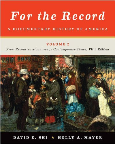 For the Record volume 2