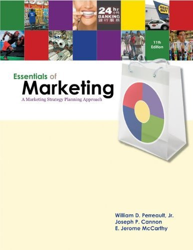 Essentials Of Marketing