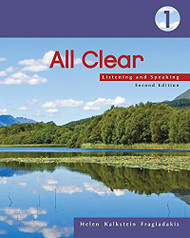 All Clear 1 by Fragiadakis Helen Kalkstein