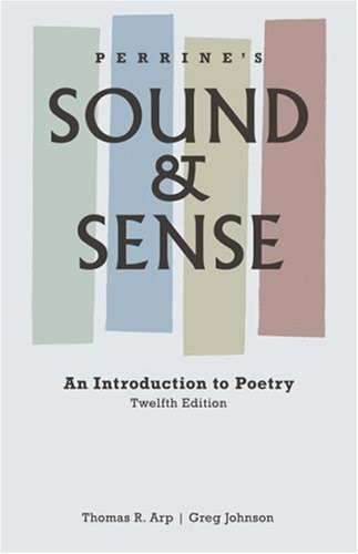 Perrine's Sound And Sense