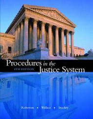 Procedures In The Justice System