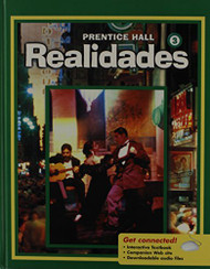 Spanish Realidades Level 3 Student Edition C by Prentice Hall