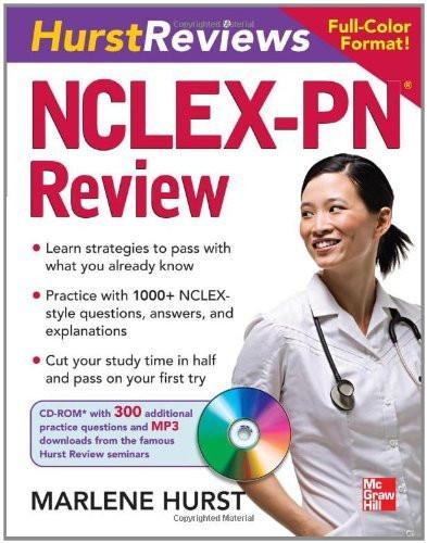 Hurst Reviews NCLEX-PN Review
