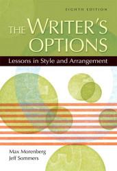 Writer's Options
