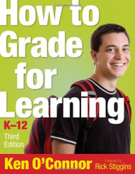 How to Grade for Learning K-12