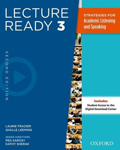 Lecture Ready Student Book 3