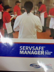 SERVSAFE MANAGER BOOK