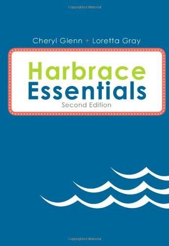 Harbrace Essentials