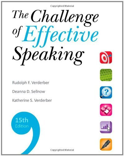 Challenge Of Effective Speaking