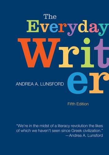Everyday Writer