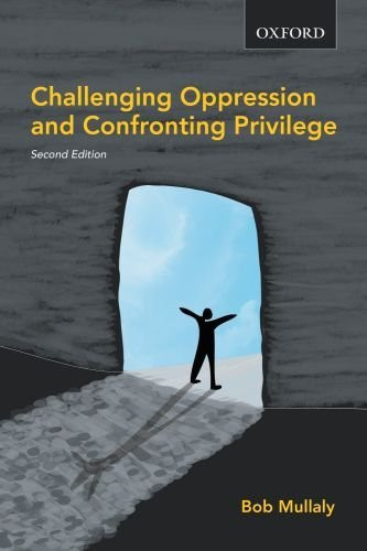 Challenging Oppression And Confronting Privilege