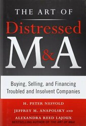 Art of Distressed M and A