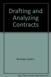 Drafting and Analyzing Contracts