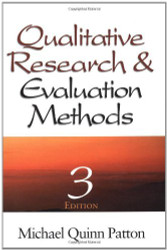 Qualitative Research And Evaluation Methods
