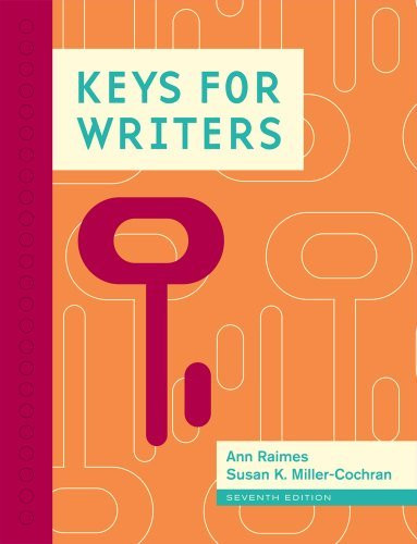 Raimes, Keys For Writers, 4th Edition Plus Smarthi