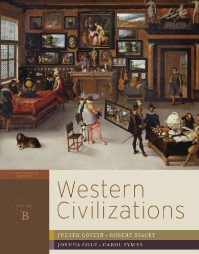 Western Civilizations Volume B