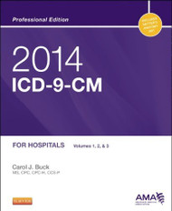 2014 ICD-9-CM for Hospitals Volumes 1 2 and 3 Professional Edition