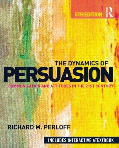 Dynamics Of Persuasion