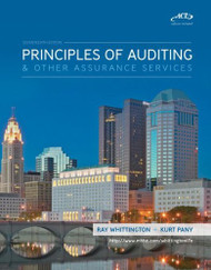 Principles Of Auditing And Other Assurance Services