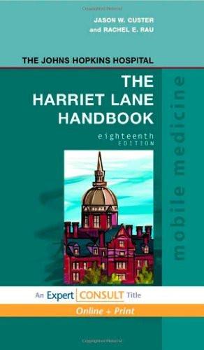Harriet Lane Handbook