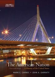 American Nation Volume 2