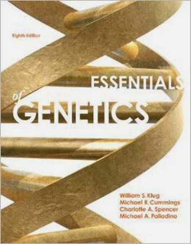 Essentials Of Genetics