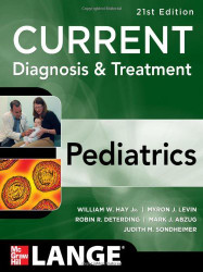 Current Diagnosis And Treatment In Pediatrics