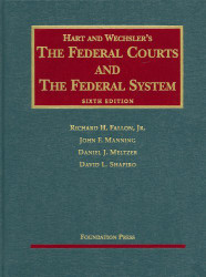 Federal Courts And The Federal System
