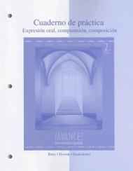 Workbook/Laboratory Manual To Accompany Avance! Intermediate Spanish