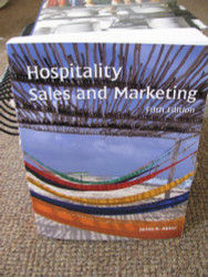 Hospitality Sales And Marketing