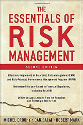 Essentials Of Risk Management